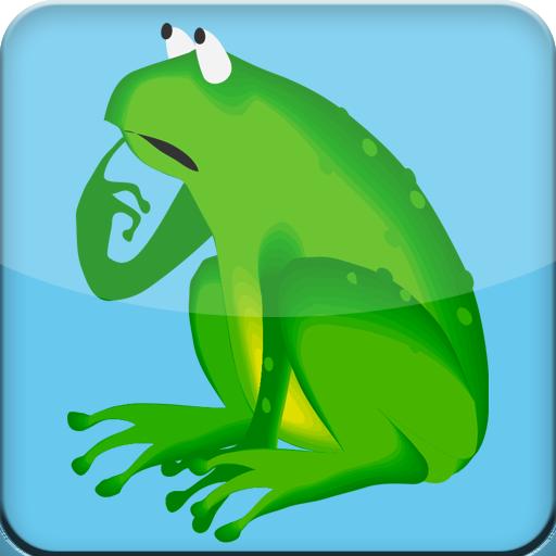 充氣青蛙 休閒 App LOGO-硬是要APP