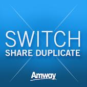 Amway Switch Share Duplicate