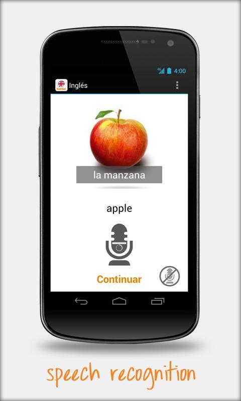Aprenda inglês com babbel.com - screenshot