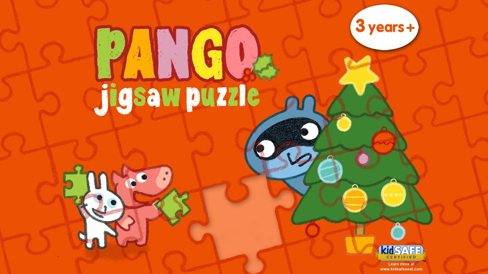 Christmas Jigsaw Puzzle Pango- screenshot