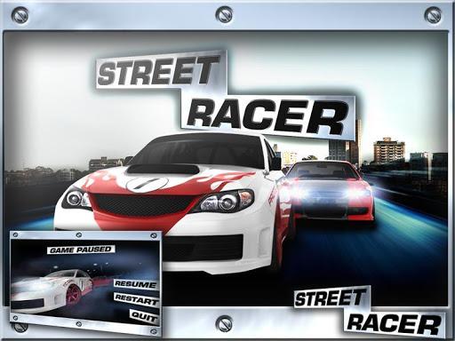 Traffic Crazy racer