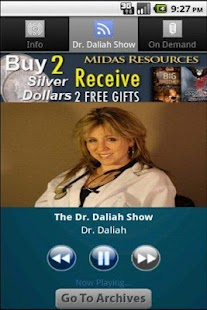 The Dr Daliah Show - screenshot thumbnail
