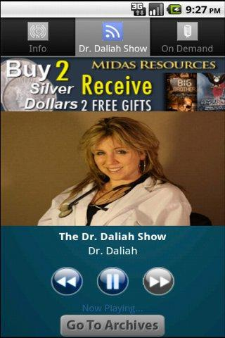 The Dr Daliah Show - screenshot