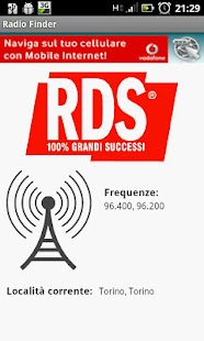 RadioFinder - screenshot thumbnail