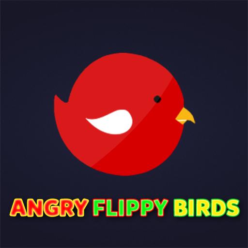 Angry Flippy Birds LOGO-APP點子