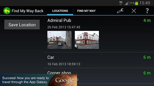 免費下載旅遊APP|Find My Way Back app開箱文|APP開箱王