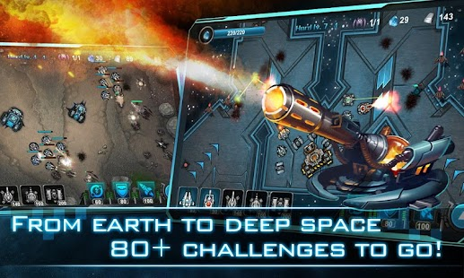 Galaxy Defense- screenshot thumbnail