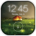 IOS 8 Firefly Lock Screen icon