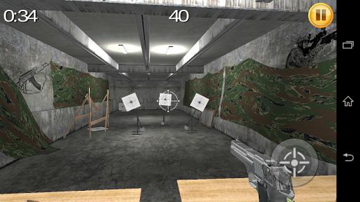 射击列车3D