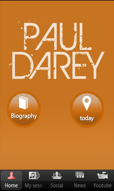 Paul Darey Eng - screenshot