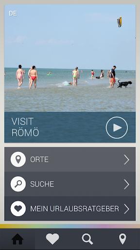 Turistinformation om Rømø
