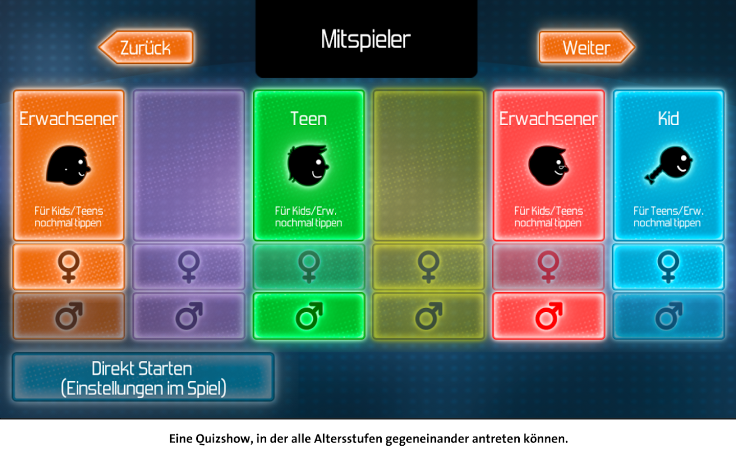 YES or kNOw smartPLAY- screenshot
