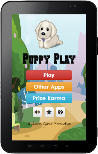 Puppy Play Puzzle