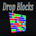 Drop Blocks Free icon