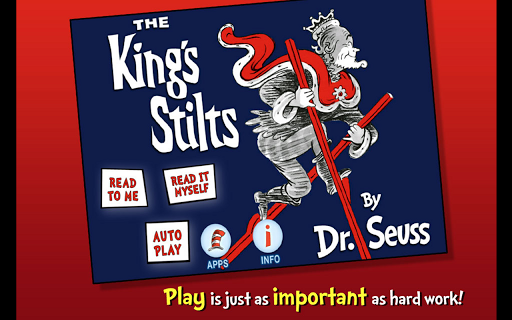 The King's Stilts - Dr. Seuss