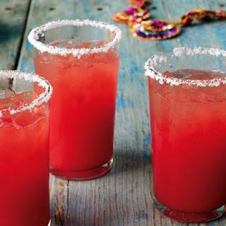 Watermelon Margaritas.