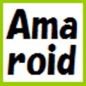 Amaroid(アマロイド) logo