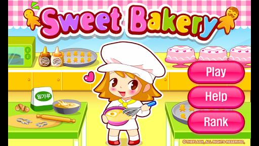 Sweet Bakery Cooking Games