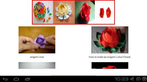摺紙玫瑰教程