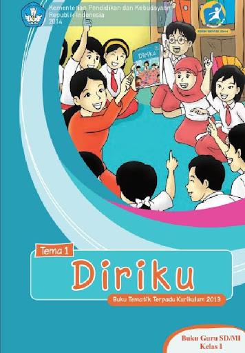 Buku Kurikulum 2013 SD Kelas 1