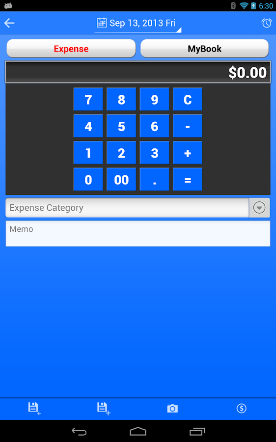 Spendroid - Finance Manager - screenshot