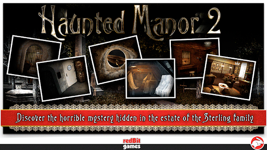 Haunted Manor 2 - Full (Xmas) Imagen