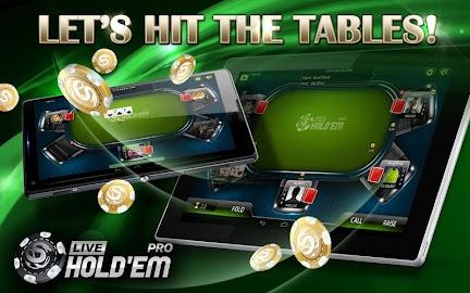Live Hold'em Pro – Poker Games Screenshot 29
