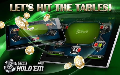 Live Texas Holdem Poker Pro - screenshot thumbnail