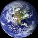 Earth Clock Widget icon