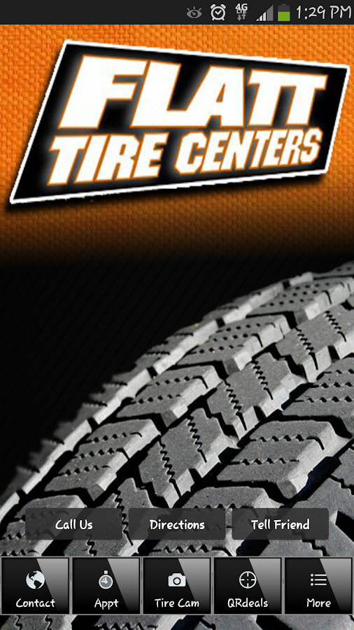 Flatt Tire - screenshot