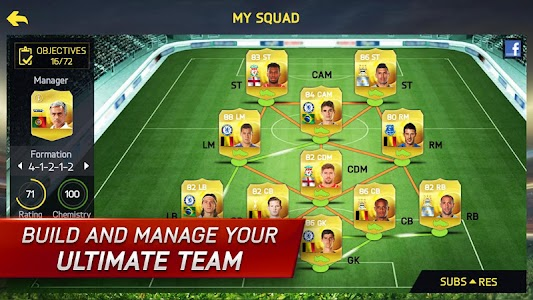 FIFA 15 Ultimate Team v1.1.0