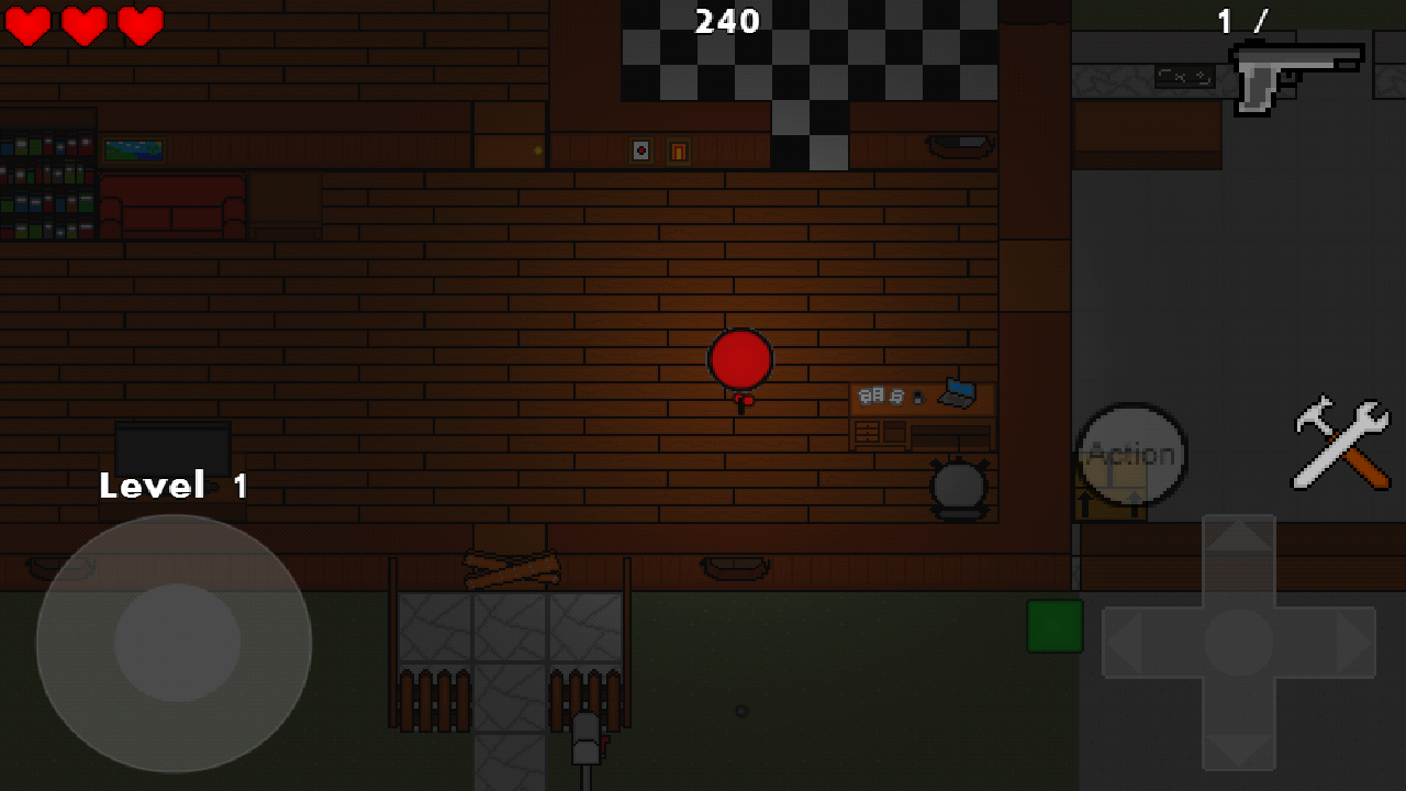 Zombie Cubes Free - screenshot