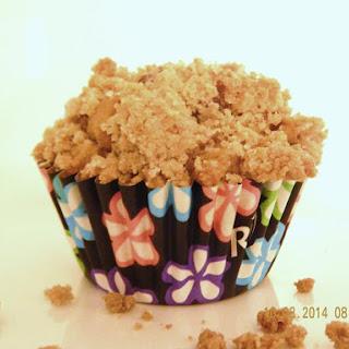 Gluten Free Chocolate Chip Pumpkin Streusel Muffins