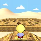 3D Maze Retro