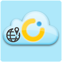 myGeoTracking Agent icon