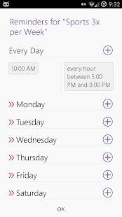 HabitBull - Habit Tracker - screenshot thumbnail