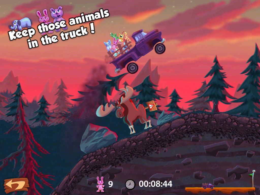 Snuggle Truck - screenshot