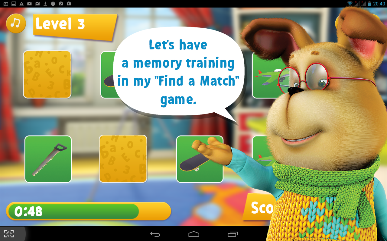 The Barkers. Playground — kids and family games- screenshot