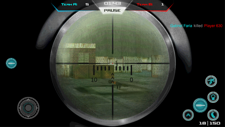 Assault Line CSOnline Fps Go screenshot