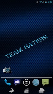 TeamHaters Theme free- screenshot thumbnail