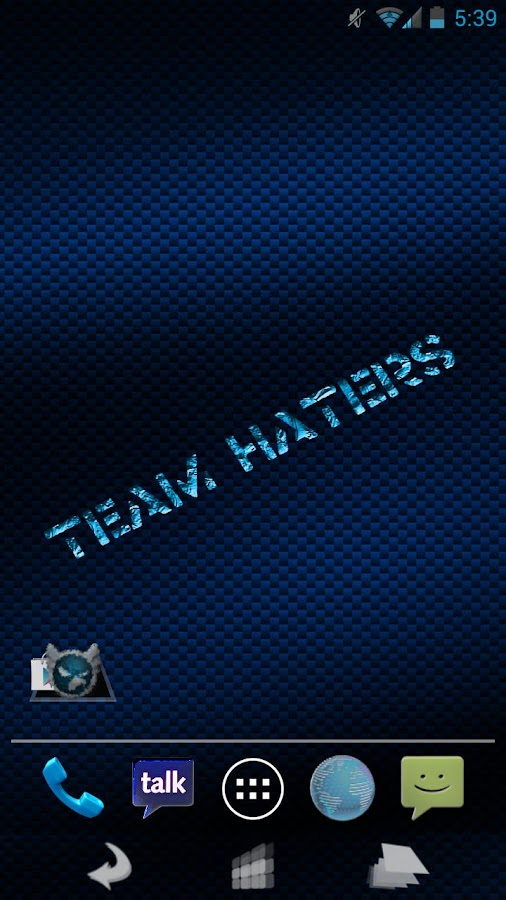 TeamHaters Theme free - screenshot