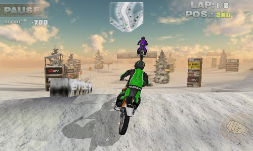 Hardcore Dirt Bike 2 - мотогонки для android скачать