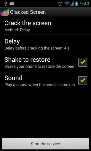 免費娛樂App|Cracked Screen|阿達玩APP