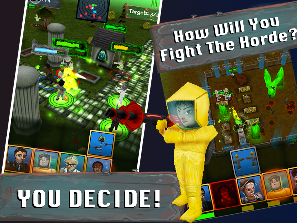 Fight Fight Zombie - screenshot