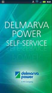 Delmarva Power Self-Service - screenshot thumbnail