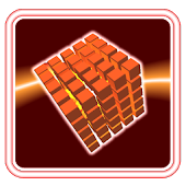Floating Cubes LWP -FREE-