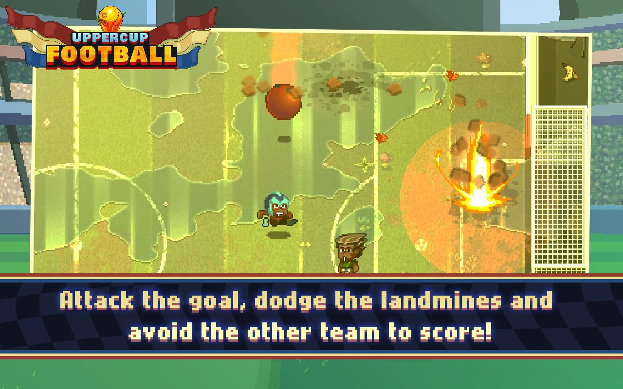 Uppercup Football (Soccer) screenshot #6