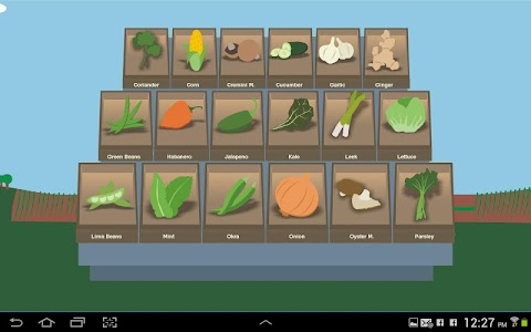 PickMe Veggies screenshot 3