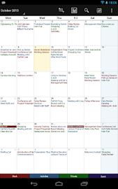 Business Calendar Pro Screenshot 19