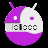 Purple Lollipop Wallpapers